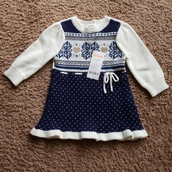 a85b73889d1a Gymboree Dresses | Baby Girl Knit Dress | Poshmark